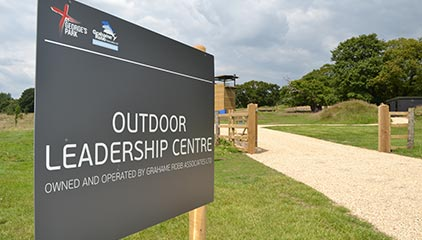 Outdoor Leadership Centre, St. George's Park, Burton upon Trent