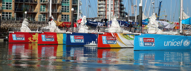 GRA Clipper Race L&D Partner