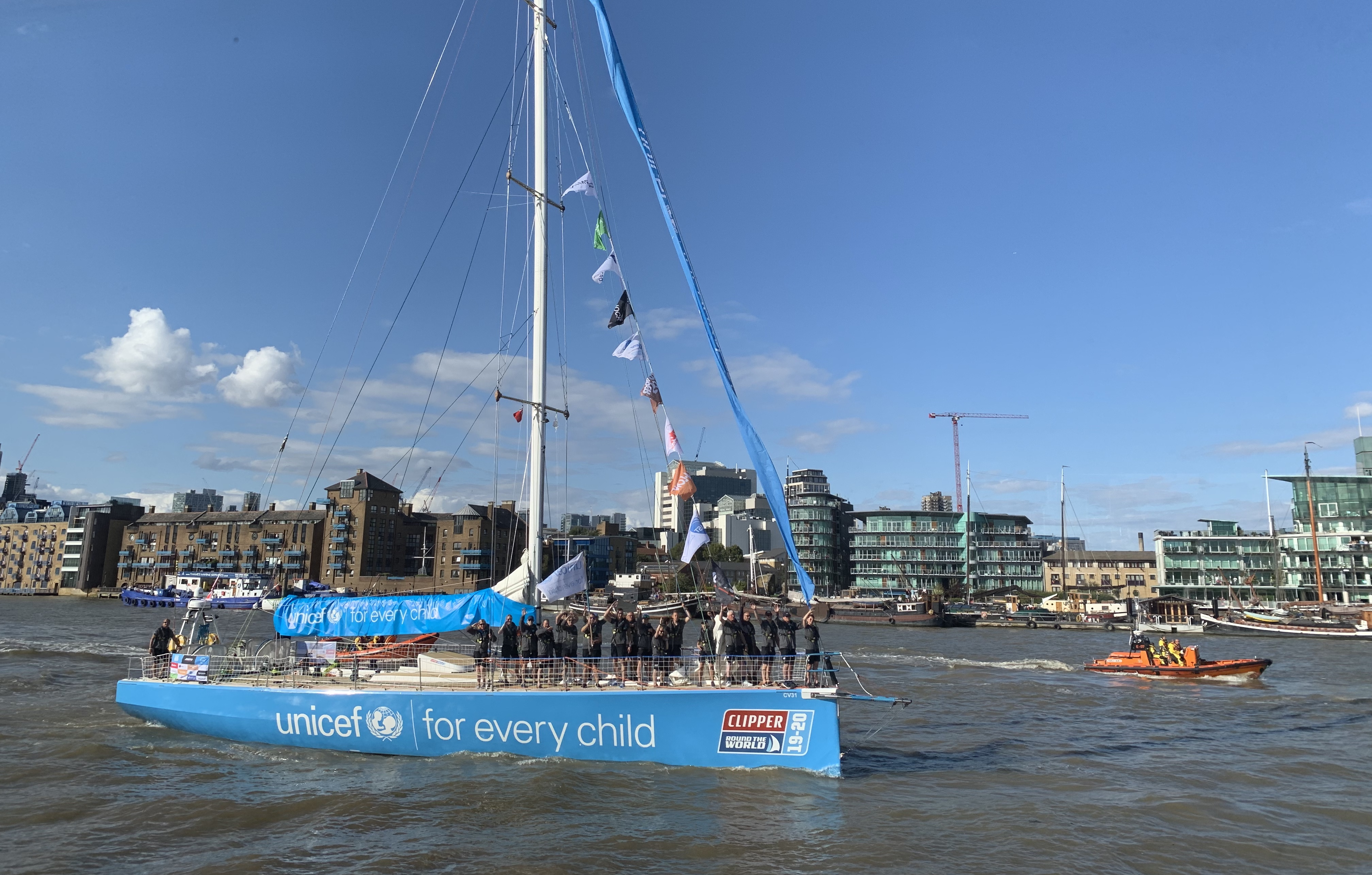 View GRA's Clipper Race gallery
